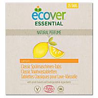 Ecover Essential Tablettes Lave-Vaiselle (25 unités)