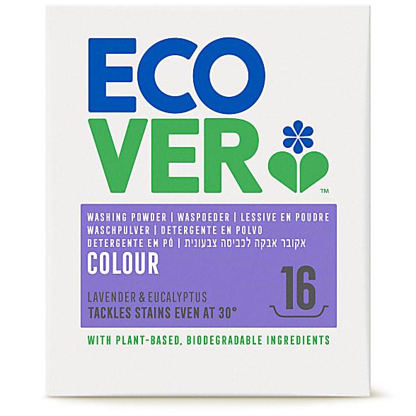 Lessive poudre Couleurs vives 1,2 kg - Ecover