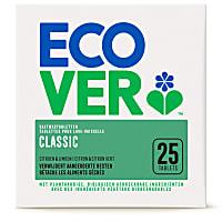 Tablettes Lave vaisselle 25 unités - Ecover