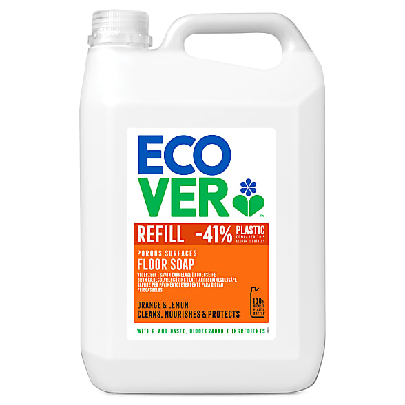 Nettoyant Sols 5 litres - Ecover