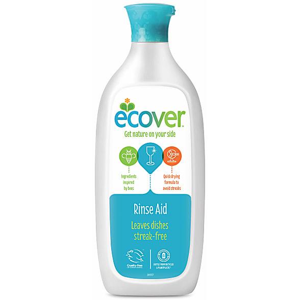 Liquide de rinçage pour lave vaisselle 500 ml - Ecover