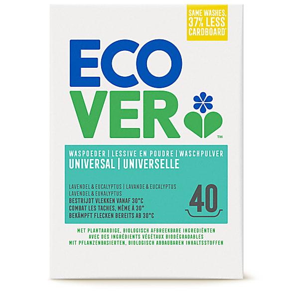 Lessive poudre Universelle 3 kg - Ecover
