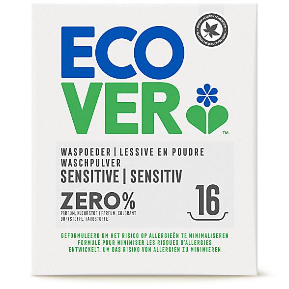 Lessive poudre (16 lavages) - Ecover ZERO